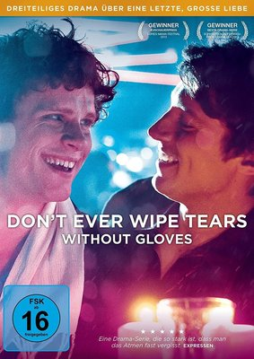 """Wir verlosen die ergreifende Mini-Serie """"Don't Ever Wipe Tears Without Gloves"""" auf DVD und BD"""