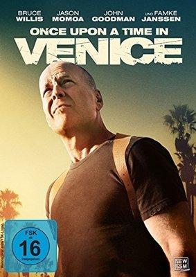 """Bruce Willis in Action: Gewinnt eine DVD oder BD zum Actioner """"Once Upon a Time in Venice"""""""
