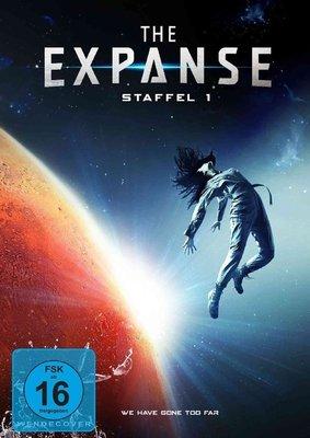 """Sci-Fi der Extraklasse: Gewinnt eine DVD oder BD zur Sci-Fi-Serie """"The Expanse"""" - Staffel 1"""