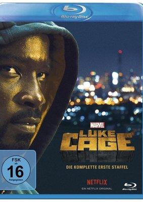 """Unverwundbar: Gewinnt eine BD zur Marvel-Serie """"Luke Cage"""" Die komplette 1. Staffel"""