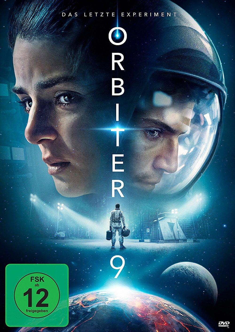 """Allein im Weltraum: Gewinnt eine DVD oder BD zum Sci-Fi-Trip """"Orbiter 9 - Das letzte Experiment"""""""