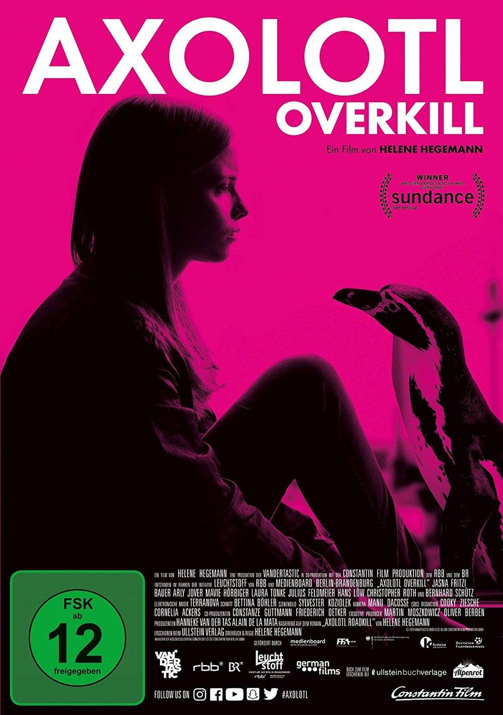 """Wild, traurig, vernünftig und verliebt: Gewinnt eine DVD zum Drama """"Axolotl Overkill"""""""