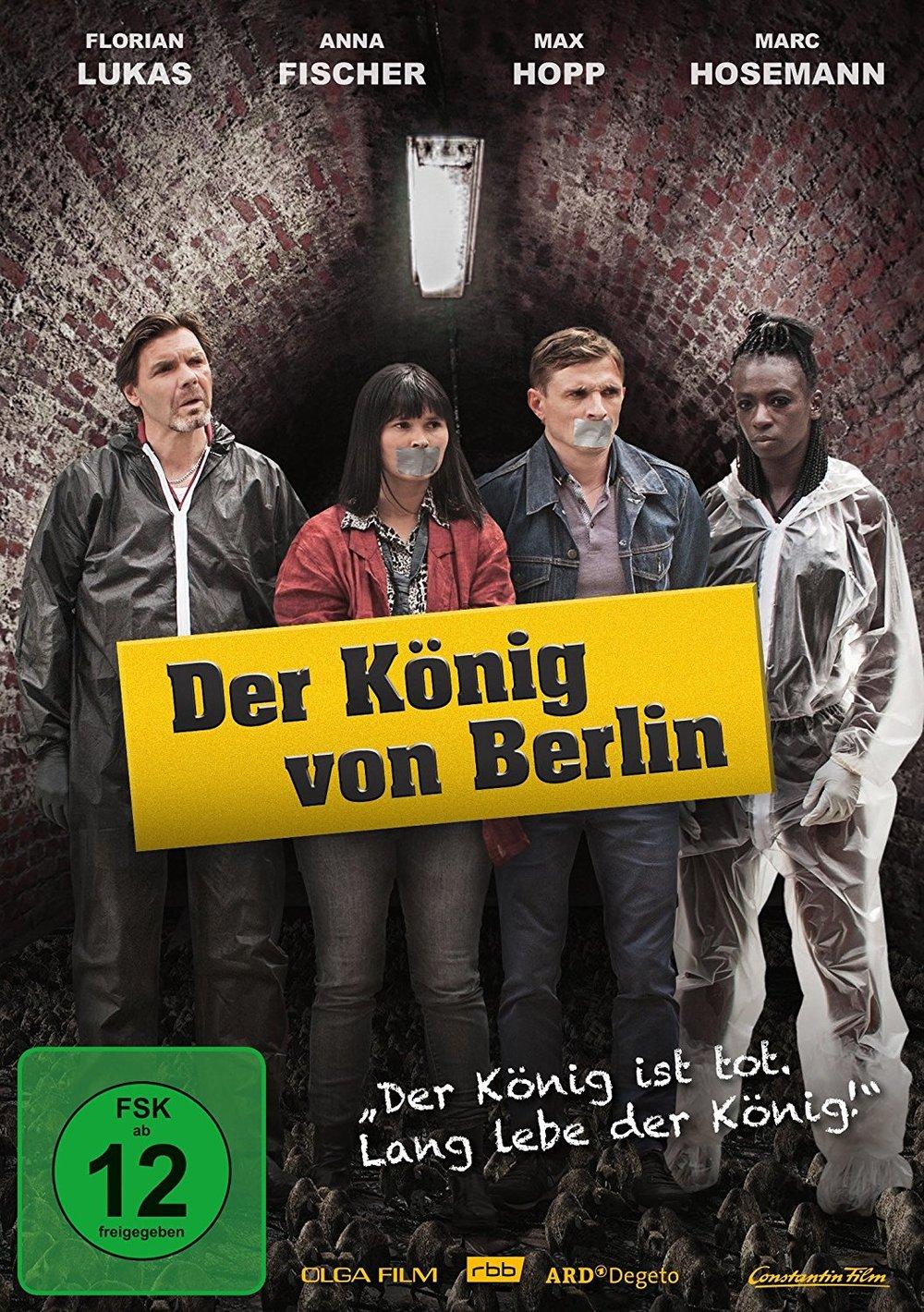 """Der König ist tot: Gewinnt eine DVD zur Krimi-Komödie """"Der König von Berlin"""""""