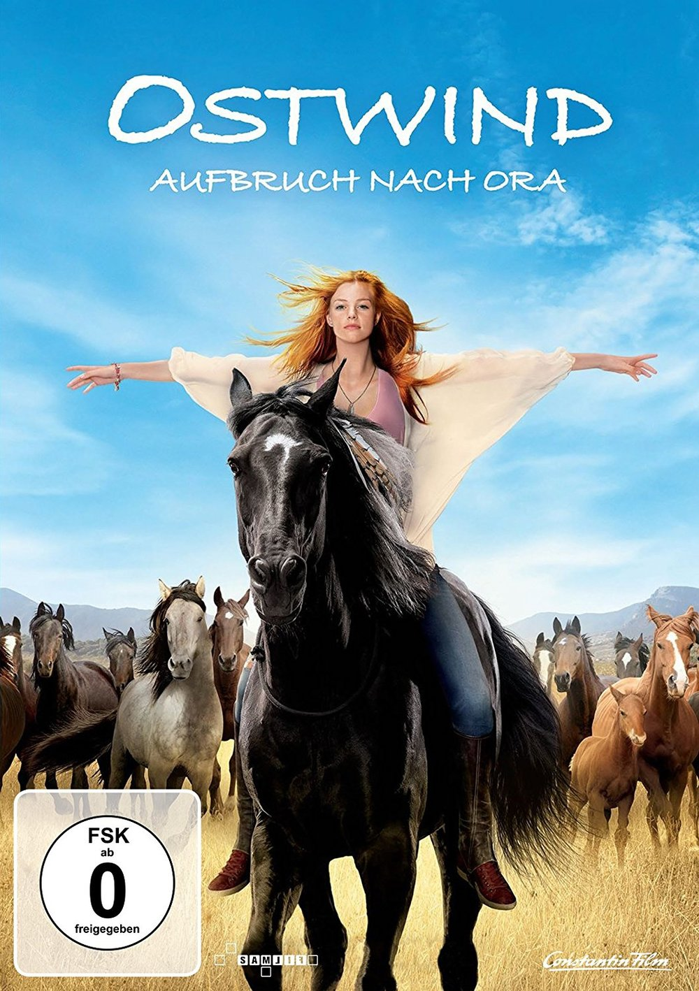 """Mika die Pferdeflüsterin: Gewinnt eine DVD oder BD zur Fortsetzung """"Ostwind -Aufbruch nach Ora"""""""