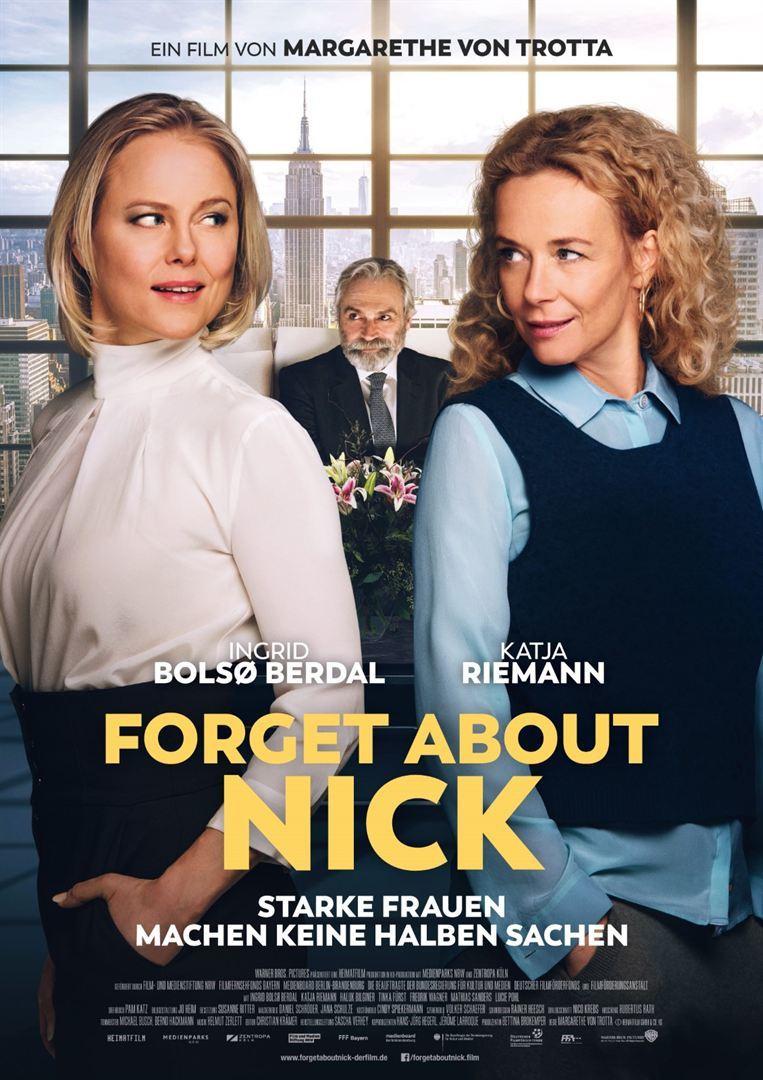 """Zum Kinostart der deutschen Komödie """"Forget About Nick"""" verlosen wir Freikarten"""