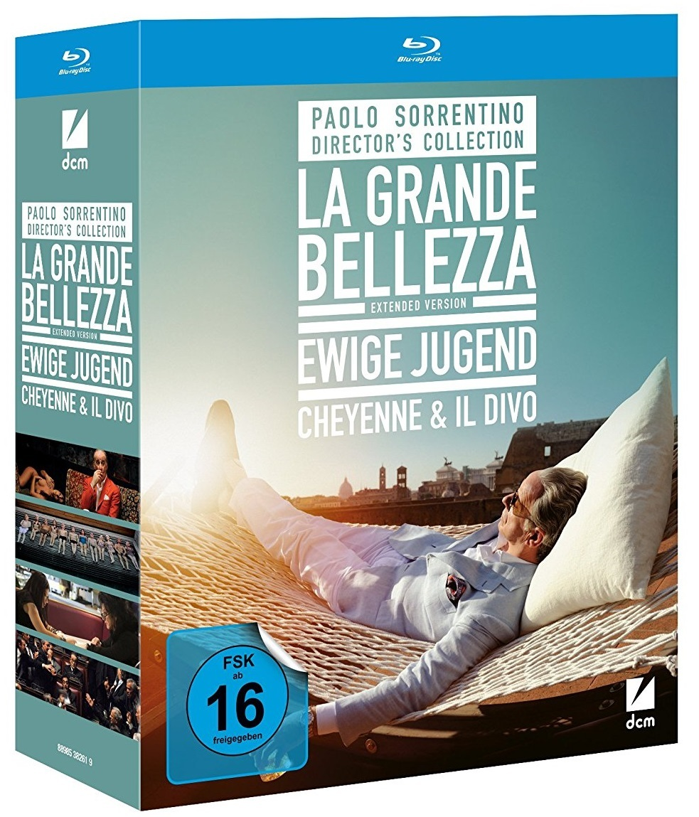 "Meisterhaft: Gewinnt eine BD zur ""Paolo Sorrentino Director's Collection"" mit der La Grande Belezza – EXTENDED VERSION"