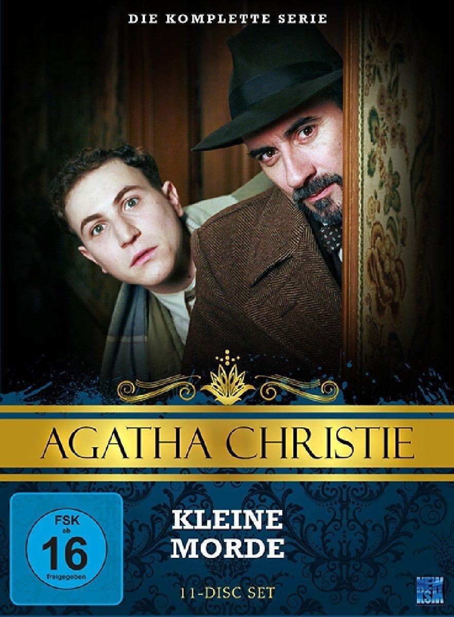 """Große Box, große Serie: Gewinnt eine DVD-Box von """"Agatha Christie - Kleine Morde"""""""