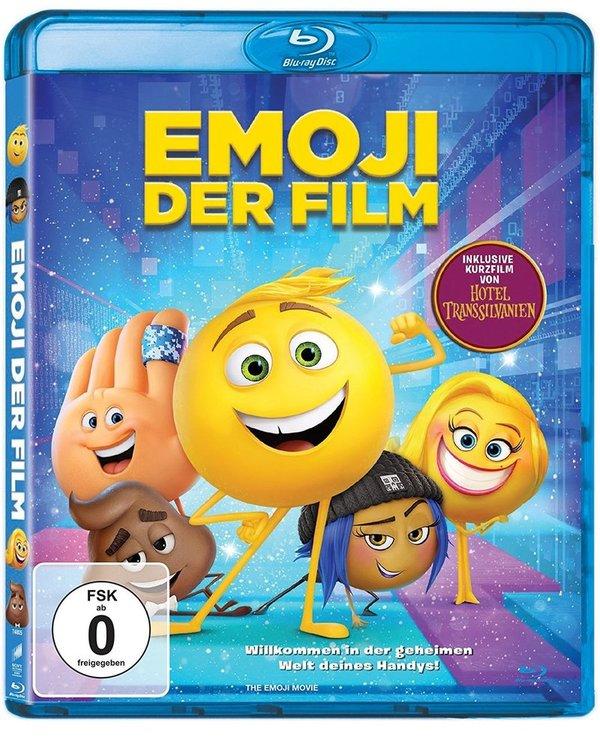 """Smile: Gewinnt eine BD zum Animationsfilm """"Emoji - Der Film"""""""