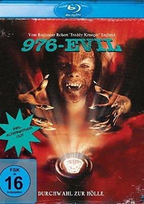 """Blutig: Gewinnt eine BD zum 80er Horror-Spaß """"976-EVIL"""""""