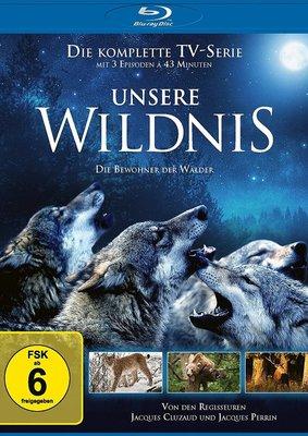"""Beeindruckende Natur: Gewinnt eine BD zur atemberaubenden TV-Serie """"Unsere Wildnis - Die Bewohner der Wälder"""""""