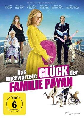 """Nachwuchs: Gewinnt eine DVD zur französischen Komödie """"Das unerwartete Glück der Familie Payan"""""""