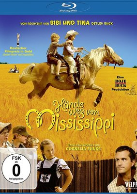 """Gewinnt eine BD zur spannenden Abenteuerverfilmung """"Hände weg von Mississippi"""""""