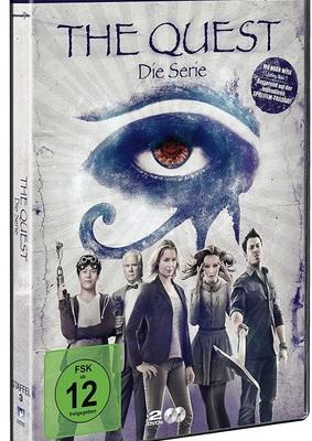 """Zwischen Magie und Abenteuer: Gewinnt eine DVD oder BD zu """"The Quest - Die Serie"""", die komplette dritte Staffel"""