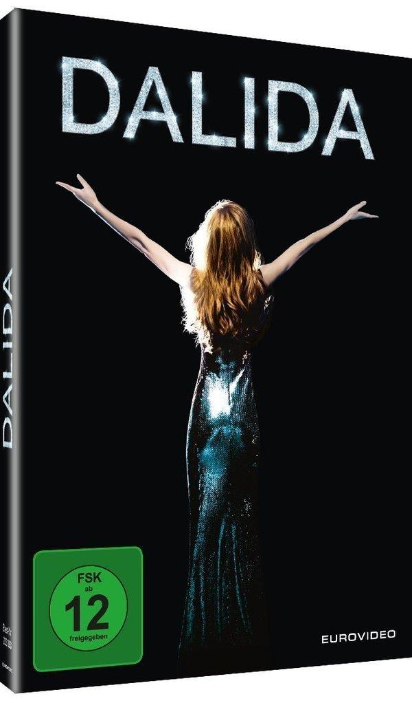 """Glanz & Elend: Gewinnt eine DVD oder BD zum bewegenden Biopic """"Dalida"""""""