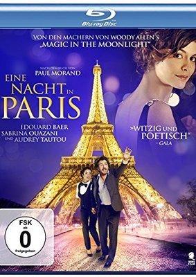 """Romantisch: Gewinnt eine BD zum französischen """"Eine Nacht in Paris"""""""