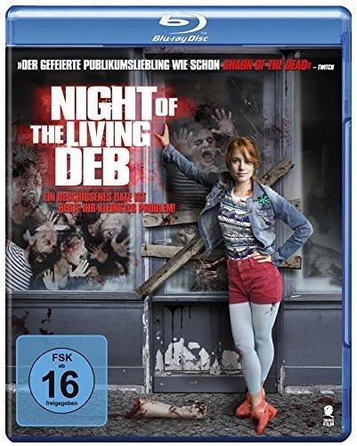 """Lecker Gehirn: Gewinnt eine BD zum Zombie-Abenteuer """"Night of the Living Deb"""""""