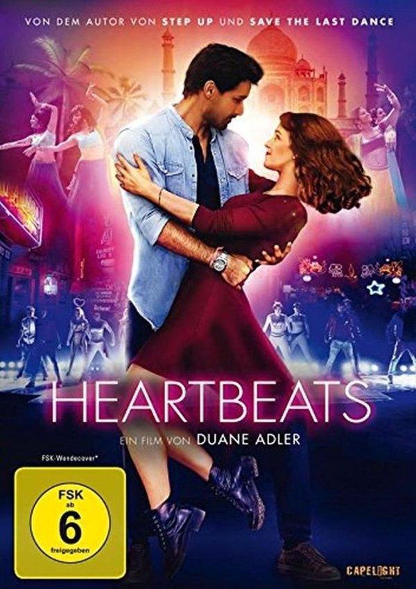 """Rhythmisch: Gewinnt eine DVD oder BD zum romantischen """"Heartbeats"""""""