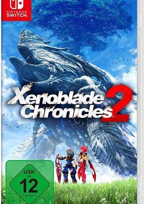 Gewinnt ein Fanpaket zur Videospielveröffentlichung von 'Xenoblade Chronicles 2'