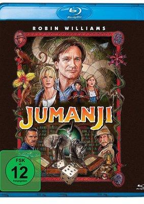 """Der Würfel muss 5 oder 8 ergeben: Gewinnt eine BD zum Kultfilm """"Jumanji"""""""