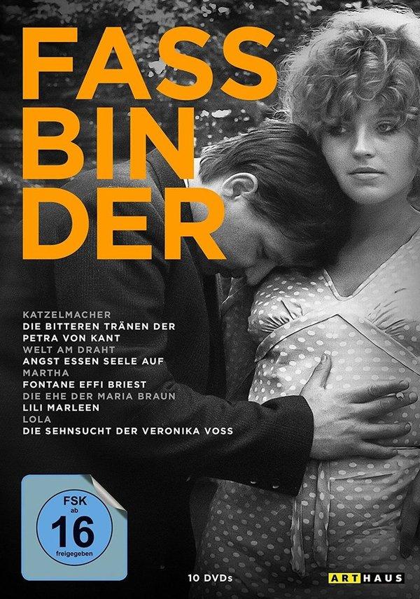 Rainer Werner Fassbinder: Gewinnt eine DVD zur ultimativen Fassbinder Edition