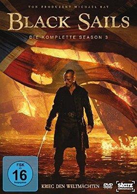 """Krieg den Weltmächten: Gewinnt eine DVD zur dritten Staffel der Abenteuer-Serie """"Black Sails"""""""