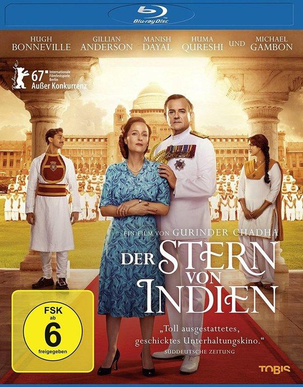 """Bildgewaltig: Gewinnt eine BD zum imposanten """"Der Stern von Indien"""""""