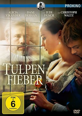 """Tulpenmanie: Gewinnt eine DVD oder BD sowie den Roman zum historischen """"Tulpenfieber"""""""