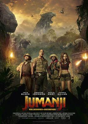 """Mitten ins Spiel: Zum Kinostart von """"Jumanji: Willkommen im Dschungel"""" verlosen wir ein Fan-Paket"""