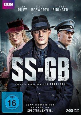 """Was wäre, wenn: Gewinnt eine DVD oder BD zur spannenden Mini-Serie """"SS-GB"""""""