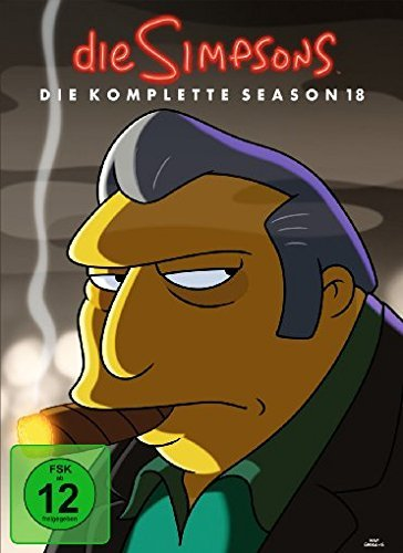 """Gelbe Power: Gewinnt eine DVD zur Kult-Serie """"The Simpsons"""" - Die komplette Season 18"""