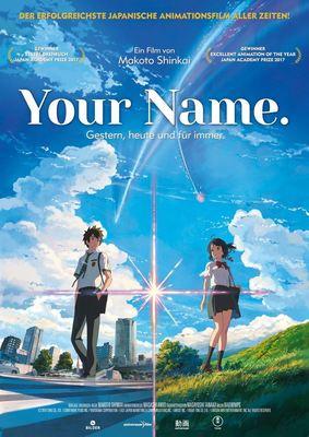 """Meisterwerk: Zum Kinostart von """"Your Name."""" am 11.01 und 14.01 verlosen wir ein Fan-Paket"""