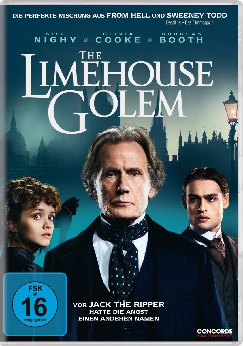 auf der jagd nach dem golem gewinnt eine dvd oder bd zu the limehouse golem. Black Bedroom Furniture Sets. Home Design Ideas