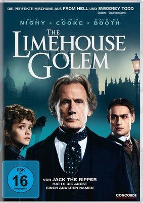 """Auf der Jagd nach dem Golem: Gewinnt eine DVD oder BD zu """"The Limehouse Golem"""""""