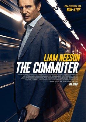 """Verschwörung im Zug: Zum Kinostart von """"The Commuter"""" verlosen wir ein Fan-Paket"""