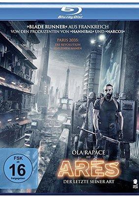 """Die Revolution hat einen namen: Gewinnt eine BD zum Sci-Fi-Film """"Ares - Der Letzte seiner Art"""""""