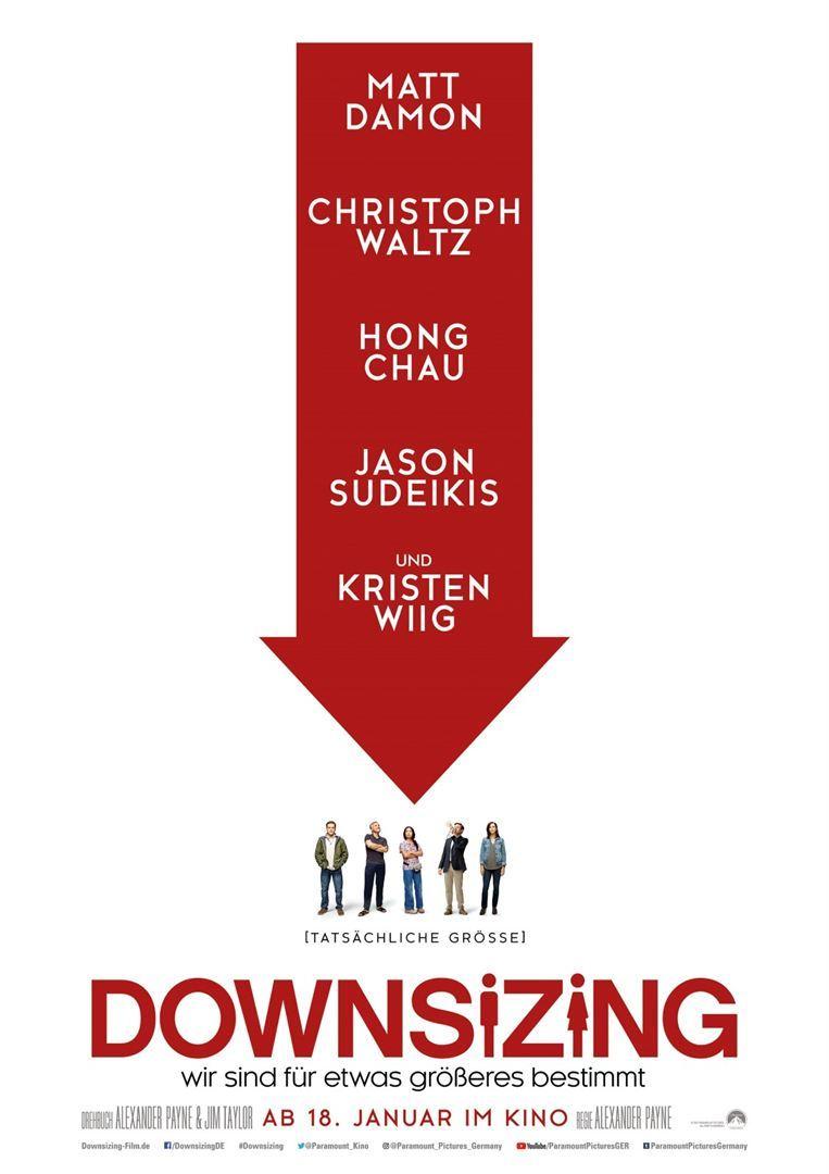 """Auf die Größe kommt es an: Zum Kinostart von """"Downsizing"""" verlosen wir tolle Fan-Pakete"""