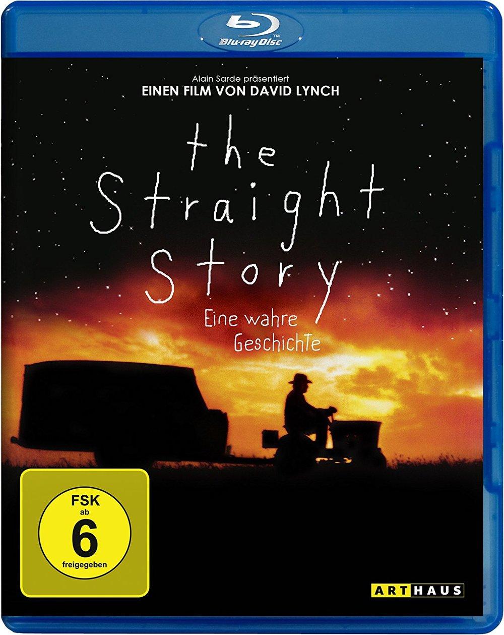 """Eine poetische Reise: Gewinnt eine BD zum Klassiker """"The Straight Story"""""""