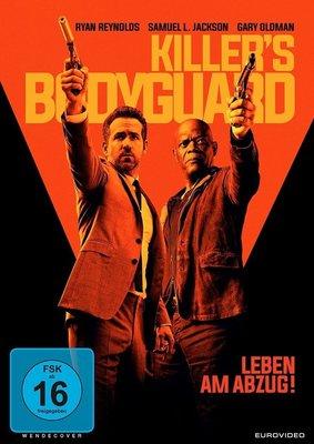 """Beschützer wider Willen: Gewinnt eine DVD zum Actioner """"Killer's Bodyguard - Leben am Abzug!"""""""