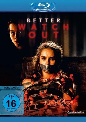"""Belagert: Gewinnt eine BD zum Horror-Thriller """"Better Watch Out"""""""