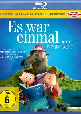 """Märchenhaft: Gewinnt ein tolles Fan-Paket zum Heimkinostart von """"Es war einmal... Nach Roald Dahl"""""""