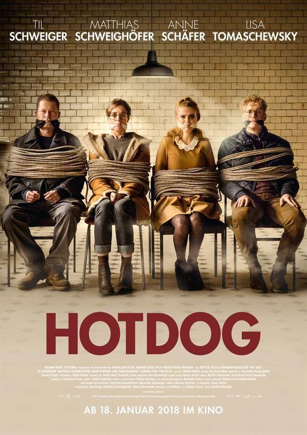 """Ungewöhnliches Cop-Duo: Zum Kinostart von """"Hot Dog"""" verlosen wir Freikarten"""