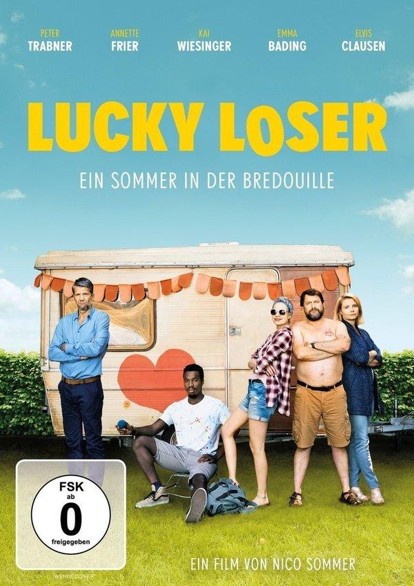 """Loser und Wochenend-Vater: Gewinnt eine DVD oder BD zur tollen Komödie """"Lucky Loser - Ein Sommer in der Bredouille"""""""