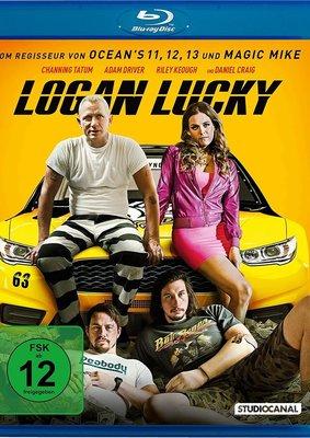 """Ein genialer Coup: Gewinnt eine BD sowie ein Poster zu """"Logan Lucky"""""""