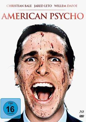 """Eiskalte Gesellschaftsstudie: Gewinnt eine BD zum Kultfilm """"American Psycho"""""""