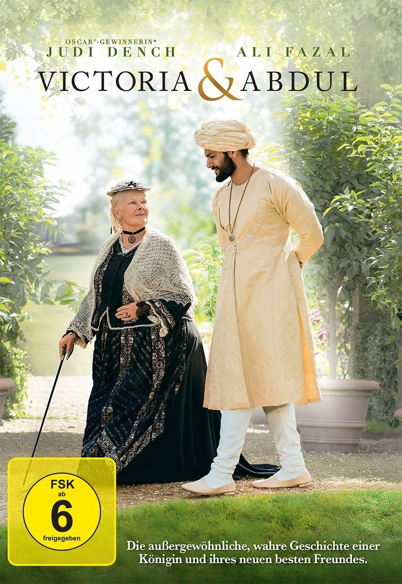 """Eine ungewöhnliche Freundschaft: Gewinnt eine DVD zum historischen """"Victoria & Abdul"""""""