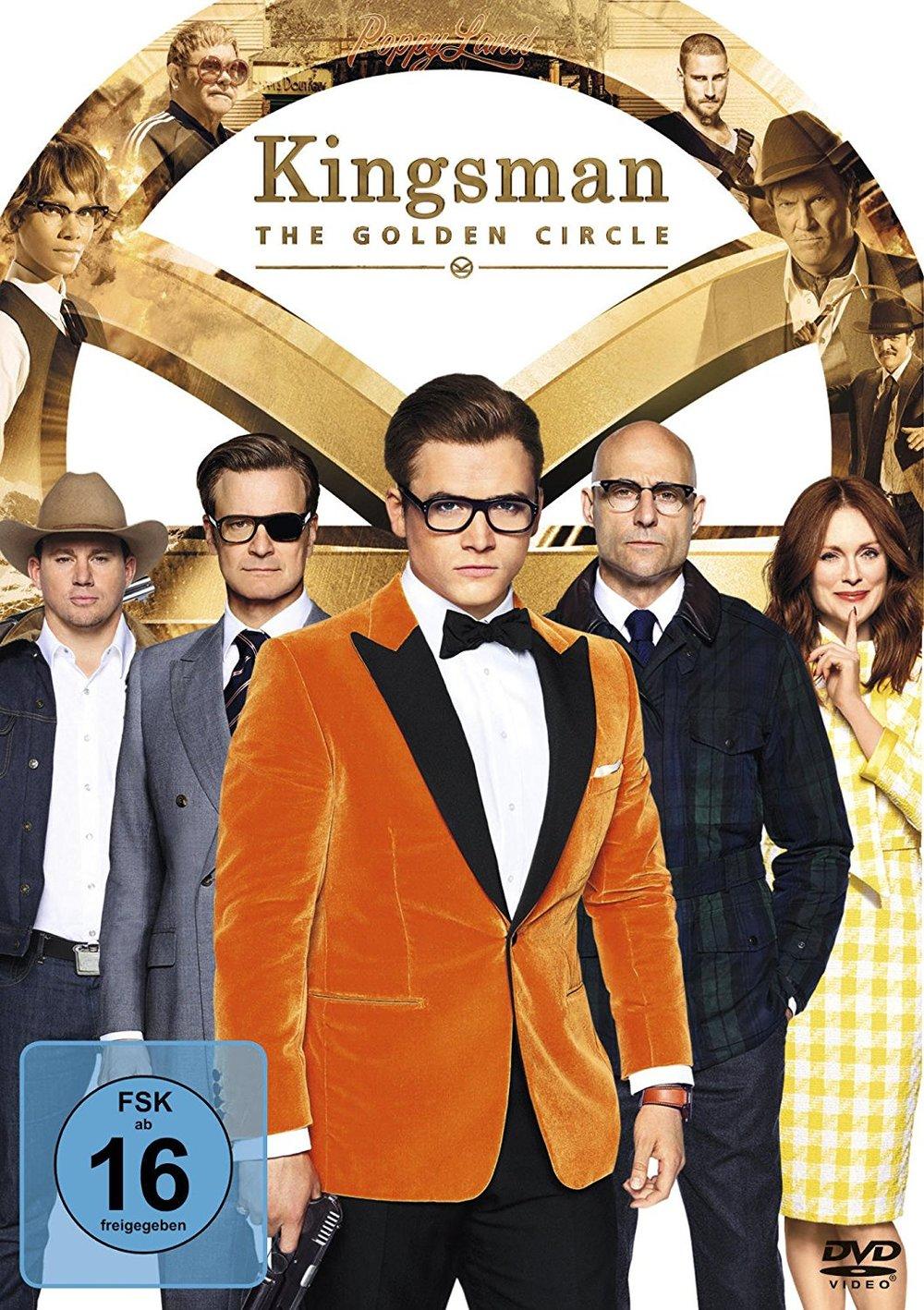 """Die Gentleman sind zurück: Gewinnt eine DVD zur Action-Fortsetzung """"Kingsman - The Golden Circle"""""""