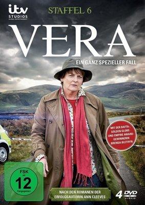 """Wieder auf Spurensuche: Gewinnt eine DVD zu """"Vera - Ein ganz spezieller Fall/Staffel 6"""""""