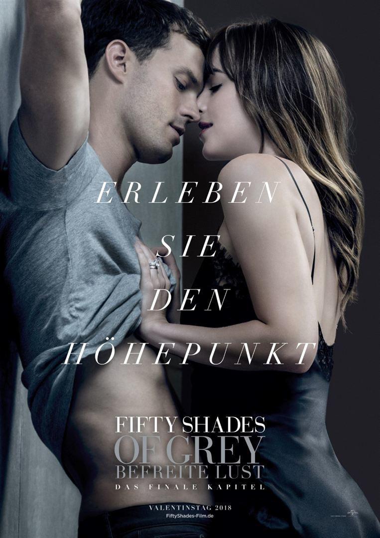 """Der Höhepunkt: Zum Kinostart von """"Fifty Shades of Grey - Befreite Lust"""" verlosen wir ein Fan-Paket"""