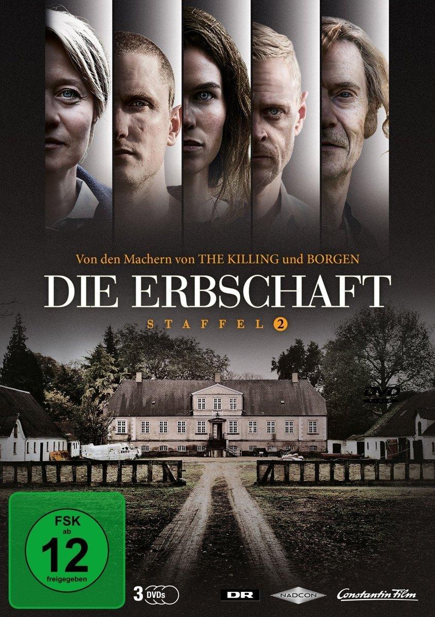 """Familienfehde: Gewinnt eine DVD zur dänischen Serie """"Die Erbschaft"""" - Staffel 2"""