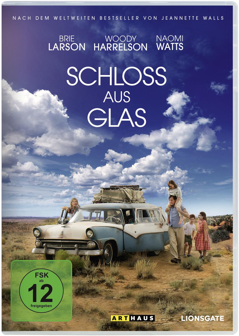 """Das Leben ist ein großes Abenteuer: Gewinnt eine DVD oder BD zu """"Schloss aus Glas"""" inklusive Poster"""